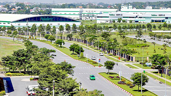 The High-tech Center in Ho Chi Minh City ( Photo by SGGP)