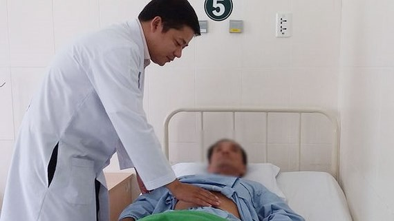 Chemotherapy applied for treating cancer patients at final stage