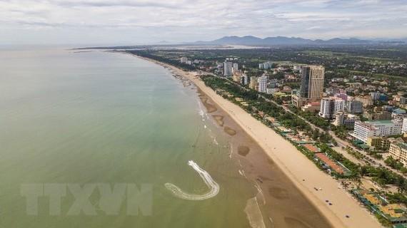 Cua Lo beach in Nghe An (Source: VNA)