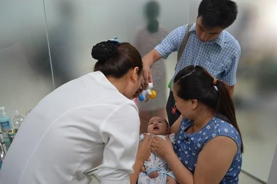 Kids below five receive free vitamin A