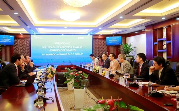 Vietnamese gov't gives greenlight to Bamboo Airways operation