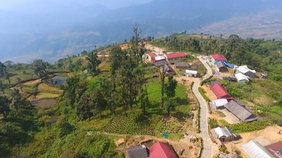 Si Thau Chai tourism village (Photo: VNA)