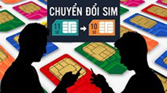 Mobile phone numbers conversion to affect  60 million subscribers nationwide