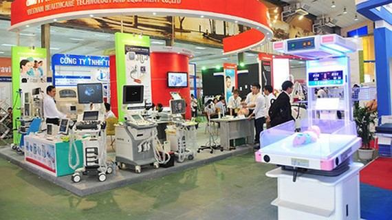 Techmart on medical equipment to be held in October