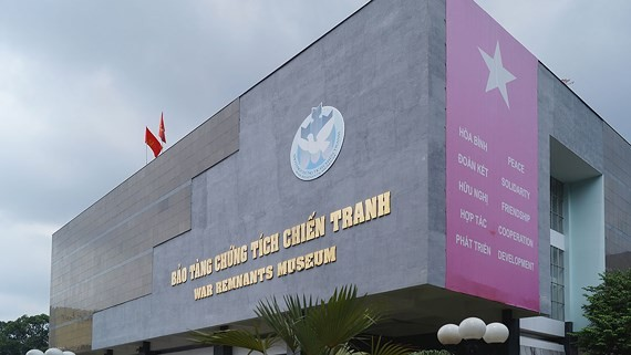 War Remnants Museum named among world's top 10 by TripAdvisor