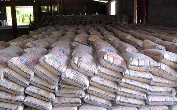 The Philippines started a preliminary safeguard investigation on the importation of cement from various countries, including Vietnam (Photo: cafef.vn)