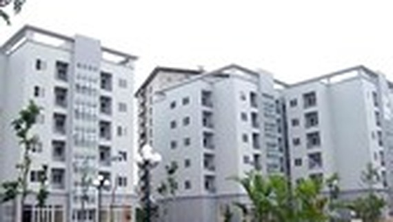 Hanoi builds houses for low-income earners