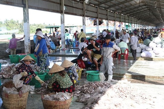 US$4 million for upgrading fishing port in Kien Giang