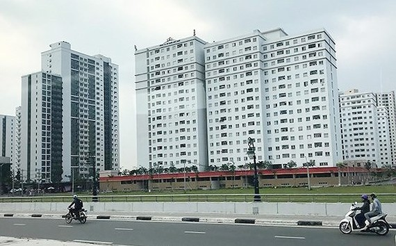 Commercial property supply likely to shrink in HCMC