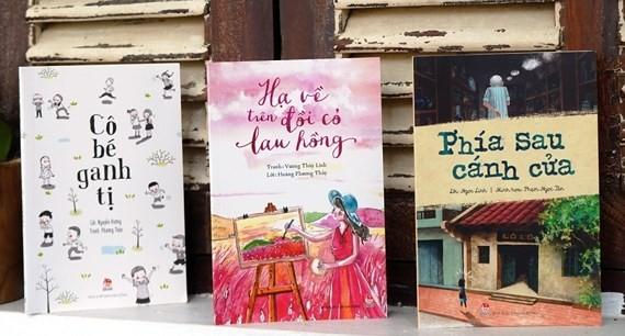 Graphic novels published for Vietnamese kids