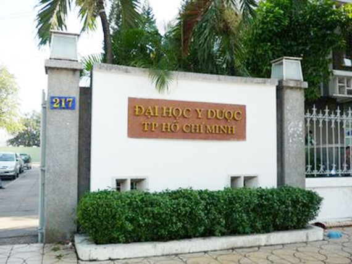 The University of Medicine and Pharmacy at Ho Chi Minh City