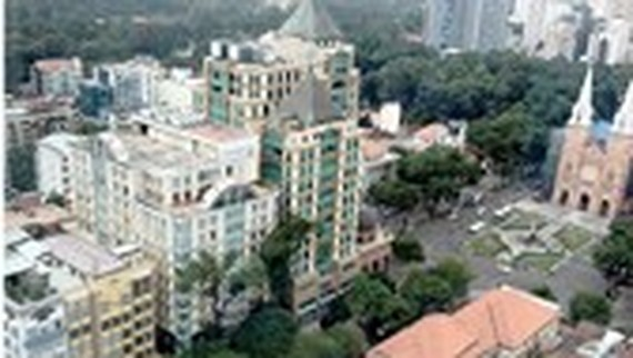Rentals of premium office for lease increase in HCMC downtown