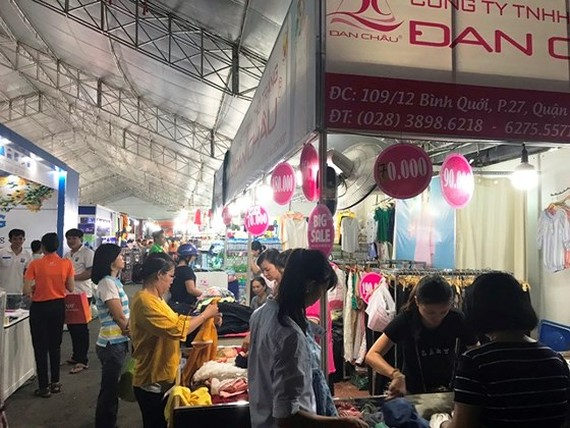 Hundreds of businesses showcase products at Consumption Promotion Fair