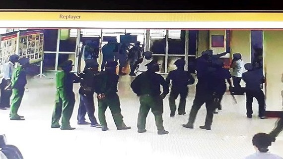 Police, hospitals jointly tighten security in hospitals