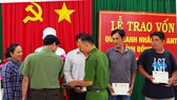 Over 1,000 reformed criminals in Dong Nai eligible for Zero-interest loans