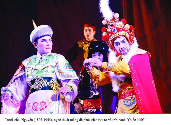 Man of Hue classical opera thirsts for passionate artists