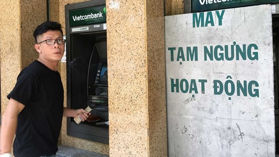 Banks to face fine over ATM , online service chaos