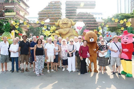 Mekong Delta's tourism accelerates early 2019