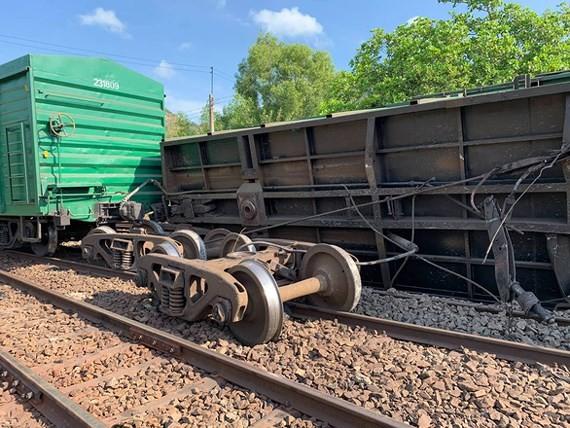 One more train derailment on North-South railway