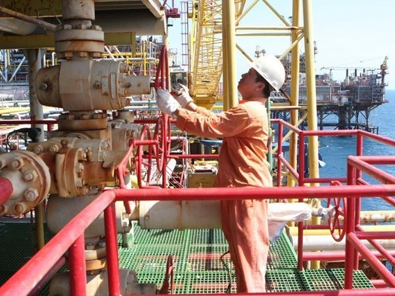 Blue Whale gas field project to be launched in Quang Nam