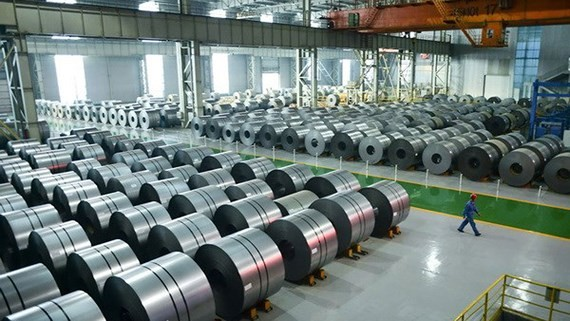 China remains largest iron, steel supplier to Vietnam