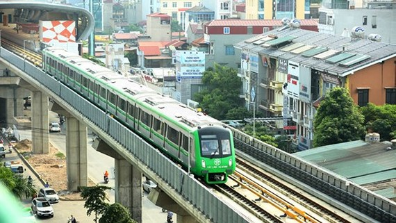 Hanoi approves $620,000 in subsidy for fare of Cat Linh - Ha Dong railway line