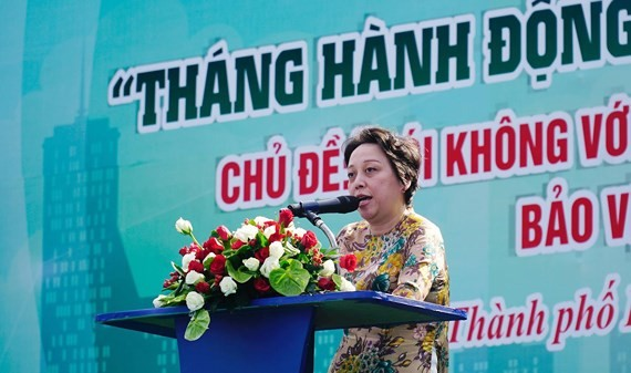 HCMC launches action month on food safety