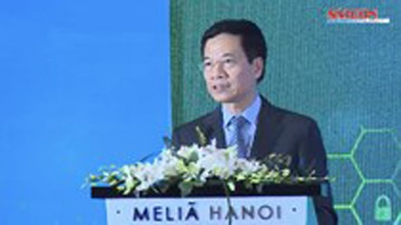 Vietnam aims at becoming giant in cyber security