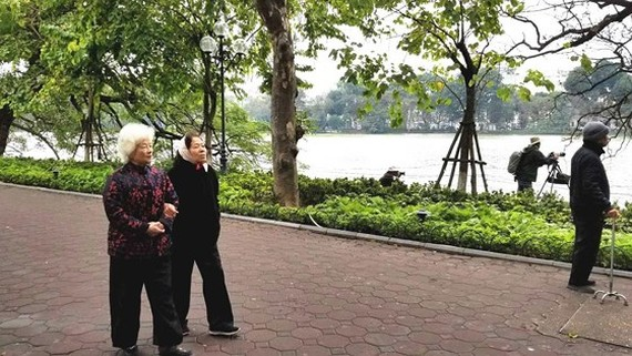 Vietnam suffers from aging population, brain disorder