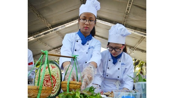 Gratis cooking training for needy young people, ex-servicemen