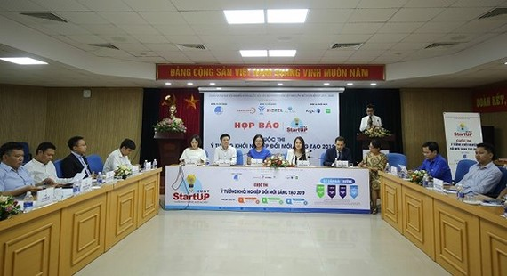 At the press bried about the competition (Photo: SGGP)