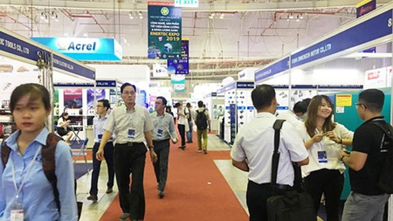 Vietnam ETE 2019 welcomes various modern, innovative devices