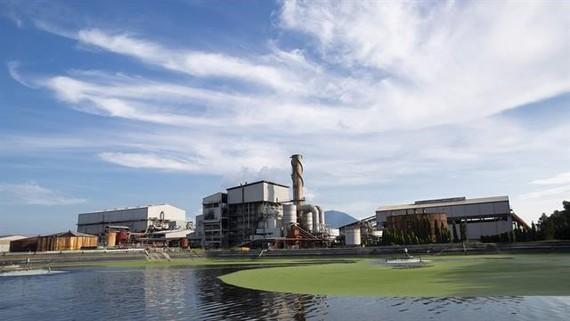 SBT's sugar mill. (Photo courtesy of TTC)