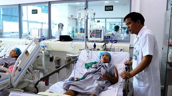 Patients of dialysis incident in Nghe An recover