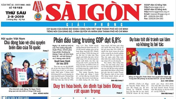 Sai Gon Giai Phong launches Good people-Good deed reportage contest