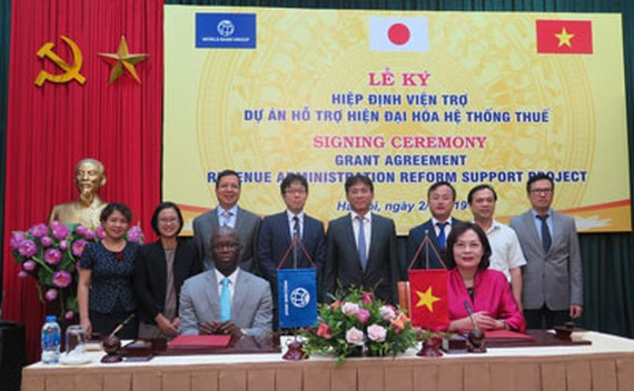 World Bank, Japan support Vietnam to improve tax system