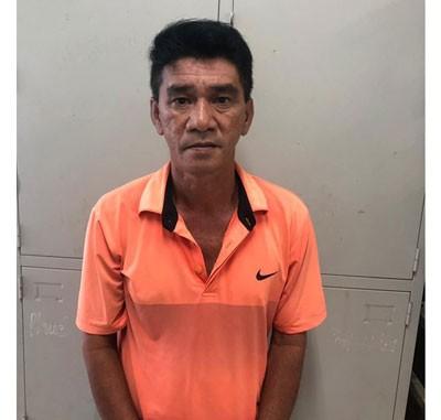 Driver Pham Van Dung (Photo: SGGP)