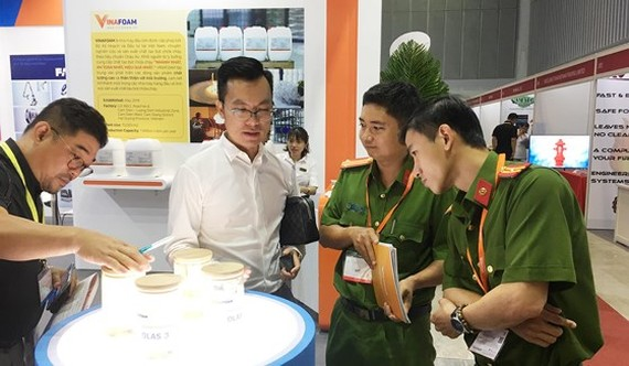 Fire safety, rescue exhibition showcases advanced technologies, products