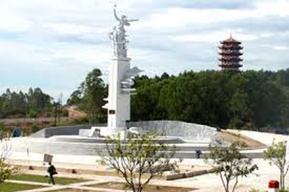 Dong Loc T- Junction historical site (Photo:SGGP)