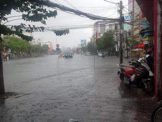 Southern region enters rainy season. (Photo:SGGP)