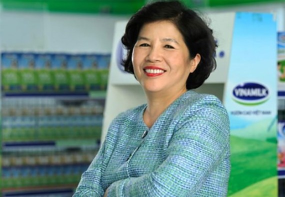 Mai Kieu Lien, Chief Executive Officer of Vietnam Dairy Products Joint Stock Company (VINAMILK) is considered as one of the most successful Vietnamese businesswomen.