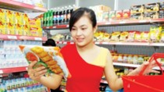 Vietnamese people prefer to use Thai products. (Illustrative photo:SGGP)