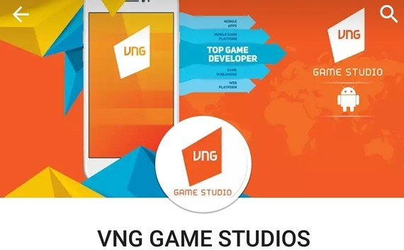 VNG Game Studio on Play Store