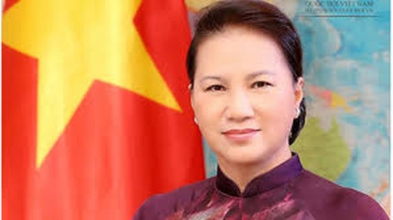 Chairperson of the National Assembly of Vietnam Nguyen Thi Kim Ngan (Photo:SGGP)
