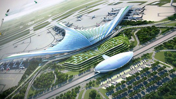 The  Long Thanh International Airport Project (Photo:SGGP)