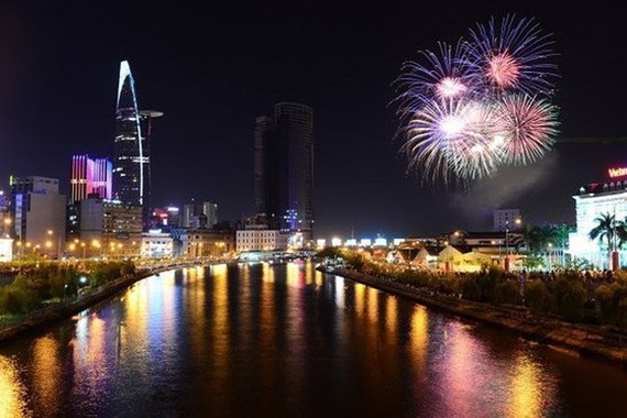 HCMC announces four days off work to welcome New Year