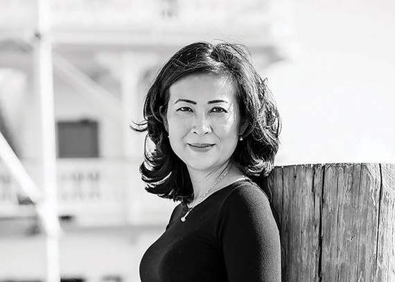 Ms. Elizabeth Phu – a security adviser of two presidents of the United States.