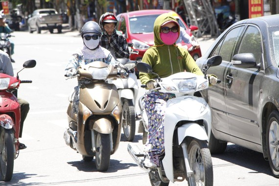 Southern region will face highest recorded temperature