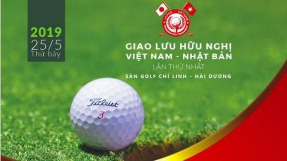 The first Vietnam-Japan Friendship Golf Tournament 2019 opened at Chi Linh Golf Course in the northern province of Hai Duong on May 25 (Photo: VNA)
