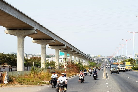 City's ODA projects not been handed over capital